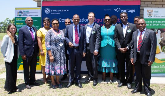 South Africa leading the way in the fight against HIV and AIDS